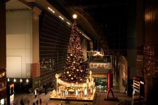 京都駅ビル-クリスマスイルミネーション-1.jpg